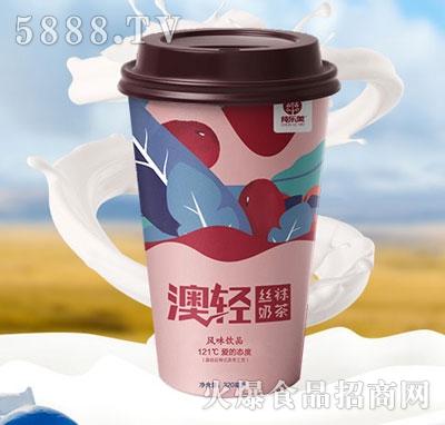 纯美乐丝袜奶茶