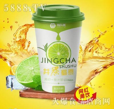 纯美乐青柠果汁茶