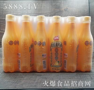 笑连连老北京汽水产品图
