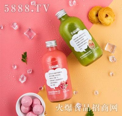 大圣金丝猴复合乳酸菌猕猴桃味果汁饮料