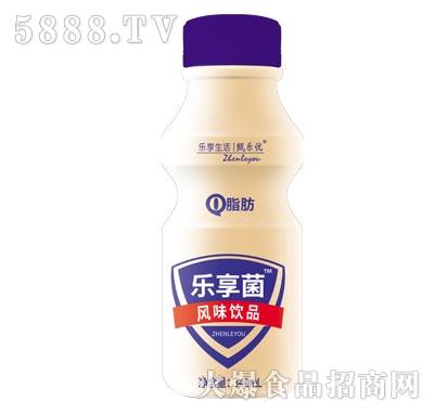 乐享菌风味饮品340ml