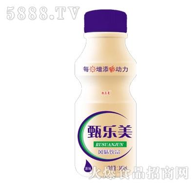甄乐美风味饮品340ml