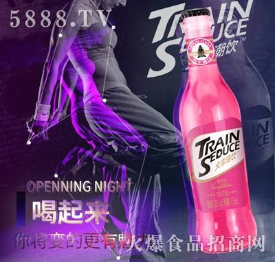 火车潮饮苏打酒诱惑型275ml