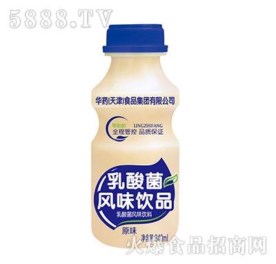 乳酸菌风味饮品原味340毫升