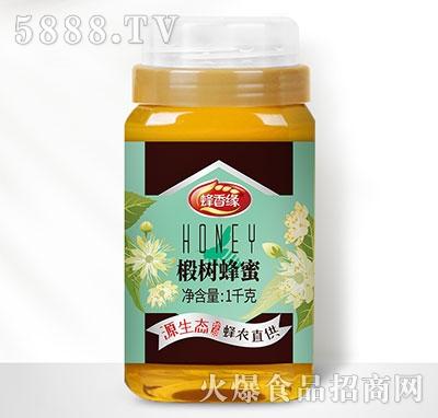 蜂香缘椴树蜂蜜瓶装1kg