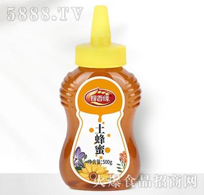 蜂香缘土蜂蜜瓶装500g