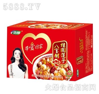 浩明桂圆莲子八宝粥(礼盒)