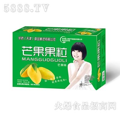 芒果果粒果汁饮品240ml罐箱装
