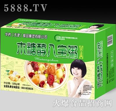 木糖醇八宝粥320g罐箱装