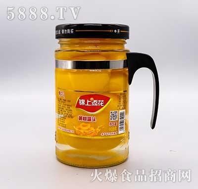 锦上添花黄桃罐头608g