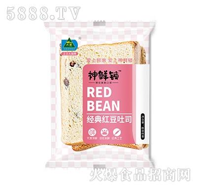 大寨经典红豆吐司面包