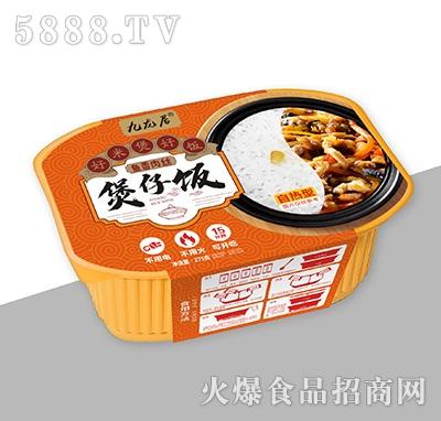 九龙居鱼香肉丝煲仔饭275g