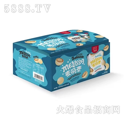可欧梵奶白味麦丽素巧克力箱装产品图
