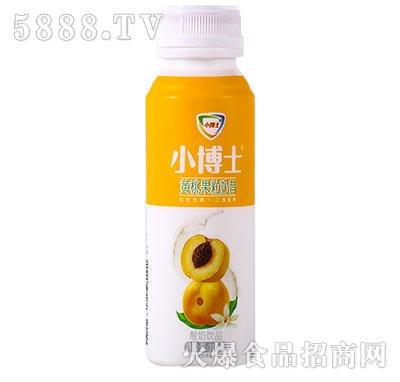 小博士黄桃果粒奶昔酸奶饮品310ml