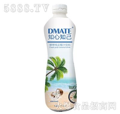 知心知己纯正椰汁1.25L