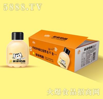 维果命黄桃芝士奶昔乳酸菌饮品350mlX15