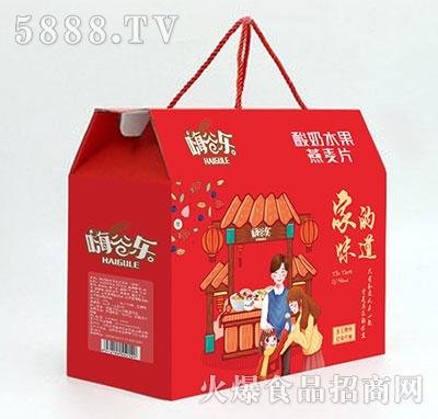 嗨谷乐酸奶水果燕麦片