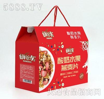 嗨谷乐酸奶水果燕麦片礼盒