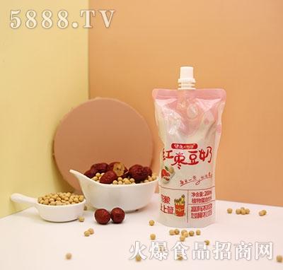 健康の物语红枣豆奶200ml