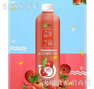 冀饮益生菌发酵山楂汁1.25L