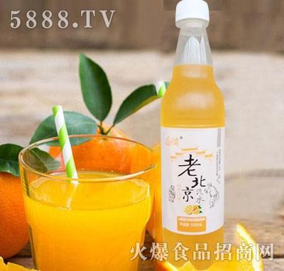 鼎创老北京汽水500ml