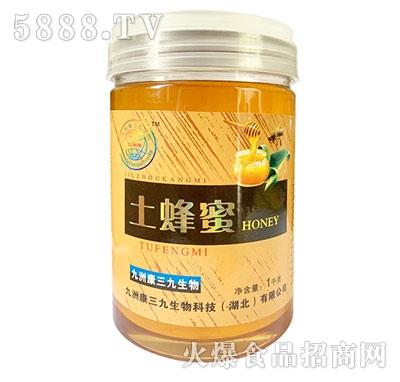 三九生物土蜂蜜500g