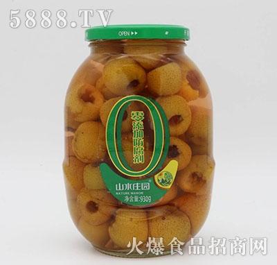 山水庄园水果罐头瓶装930g