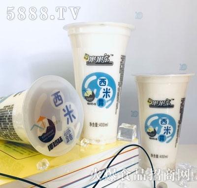 米米乐西米露(杯装)产品图
