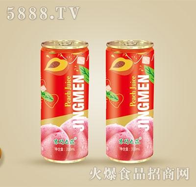 京门之花桃汁310ml