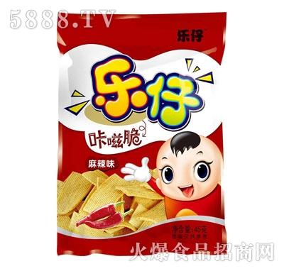 乐仔咔嗞脆麻辣味45g