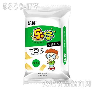 乐仔土豆脆海苔味(袋)
