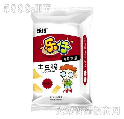 乐仔土豆脆麻辣味(袋)