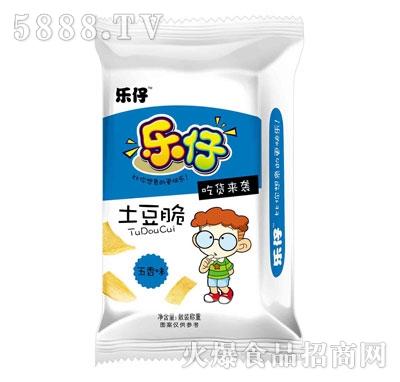 乐仔土豆脆五香味(袋)