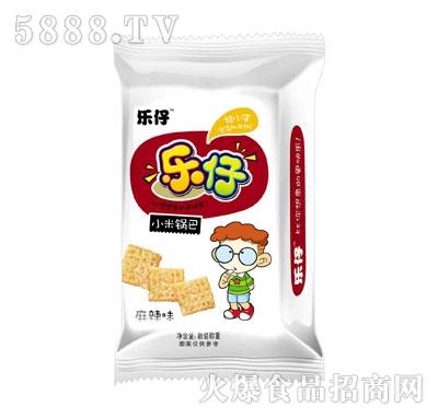 乐仔小米锅巴麻辣味(袋装)