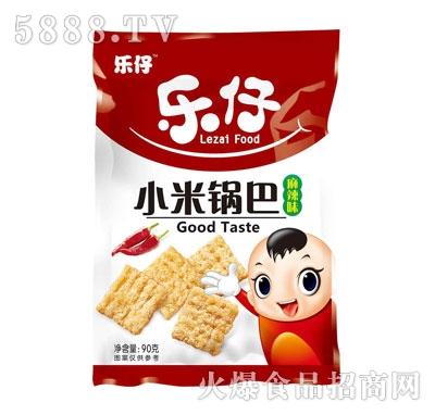 乐仔小米锅巴麻辣味90g