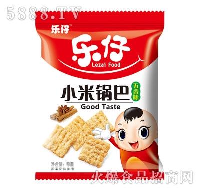 乐仔小米锅巴五香味(袋)