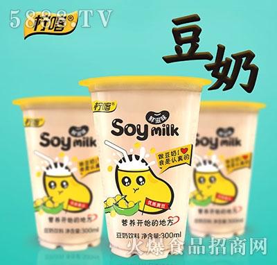 柠喀豆奶饮料300ml