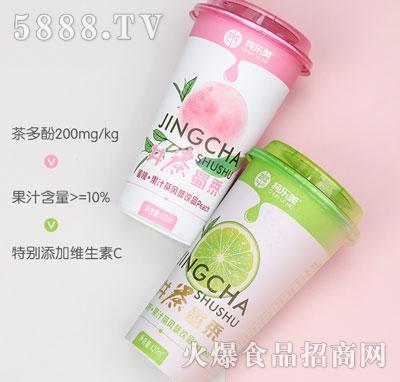纯乐美果汁茶400ml