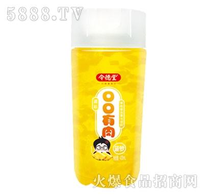 令德堂口口有肉菠萝果汁饮料420ml