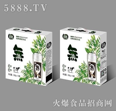 启活发酵型酸奶饮品330g×10瓶