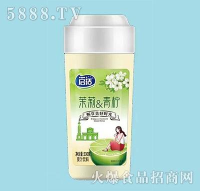 启活茉莉青柠果汁饮料330g