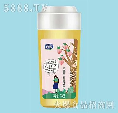 启活益生菌+蜜桃乌龙茶330g