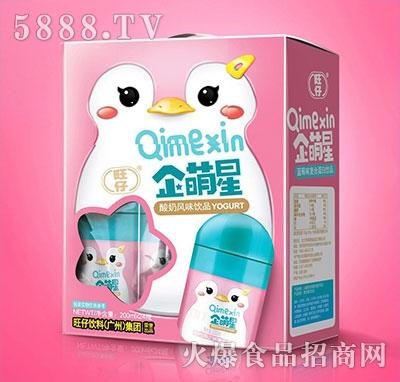 企萌星酸奶风味饮料200ml×24瓶