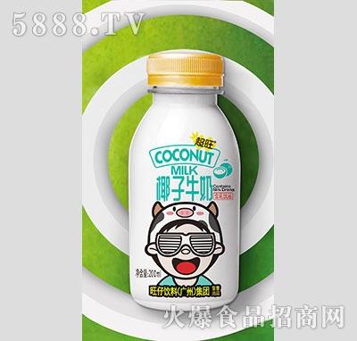 超旺椰子牛奶含乳饮品200ml