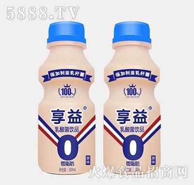 享益乳酸菌饮品原味330ml