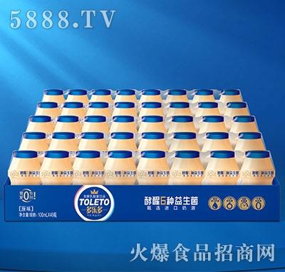 多乐多原味乳酸菌饮品100ml×40瓶