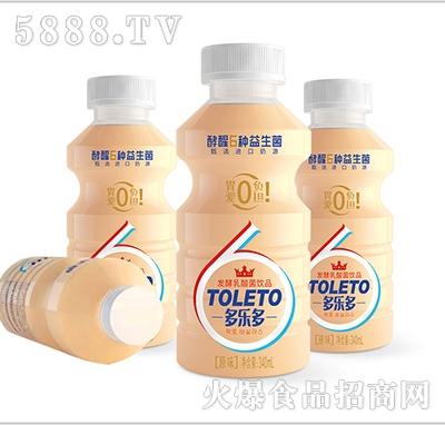 多乐多原味发酵乳酸菌饮品340ml