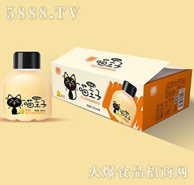 ���源喵主子芝士奶昔乳酸菌�品�S桃味350mlx15