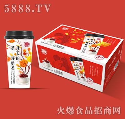 ���源�t豆奶茶420mlx15