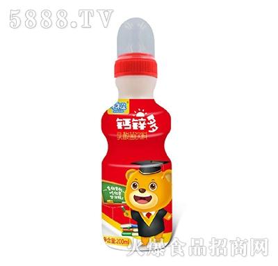 末末星钙锌多乳酸菌饮料200ml